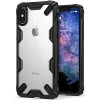 Husa Apple Iphone XS 5.8-Ringke Fusion X Neagra