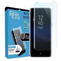 Folie Kit Reparatie Samsung Galaxy S9 Plus G965 WhiteStone Dome Glass  Transparent