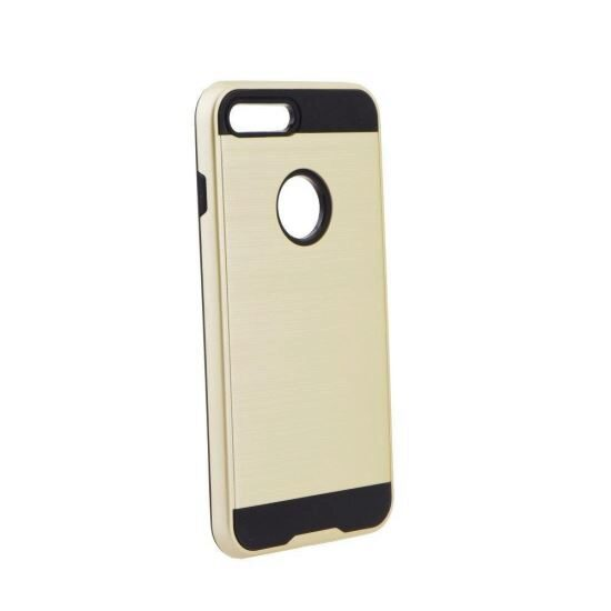 Husa iPhone 6,iPhone 6S-Forcell Panzer Moto Auriu