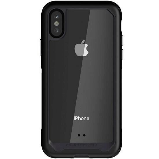 Husa Iphone XS Max - Ghostek Atomic SLIM 2 Negru