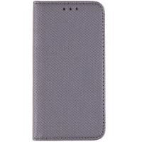 Husa Flip Samsung Galaxy S6 G920 iberry Smart Book - Gri