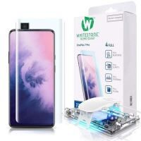 Folie OnePlus 7 Pro - WhiteStone Dome Glass